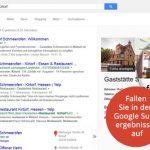 Google-Suche Lupe Schmeerofen