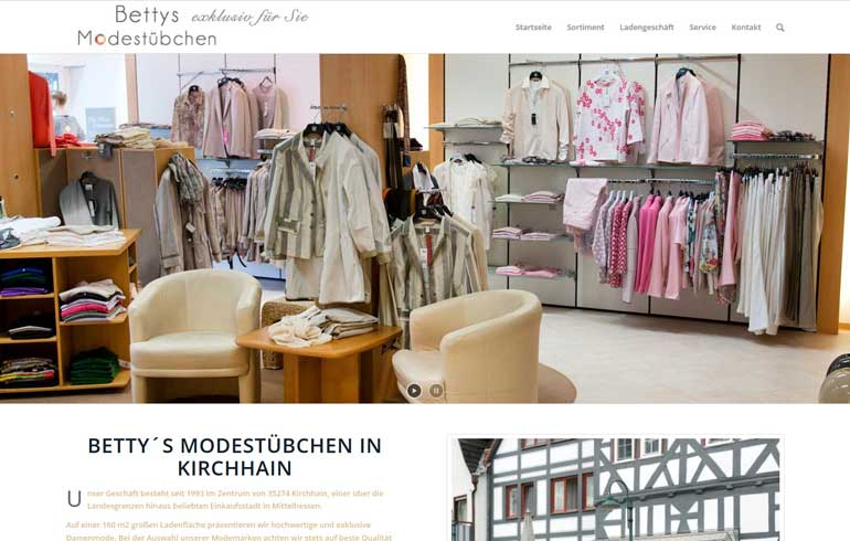 Bettys Modestuebchen Kirchhain