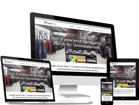 Webdesign Internetagentur Regional360