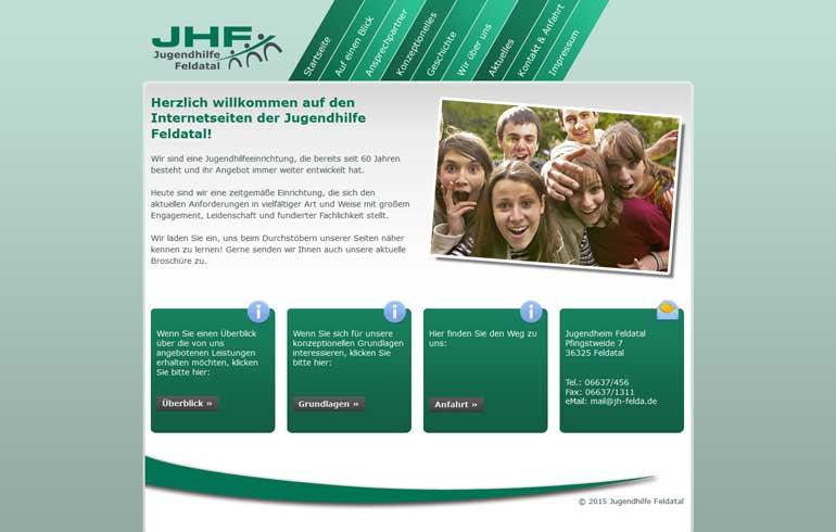 Jugendhilfe-Feldatal
