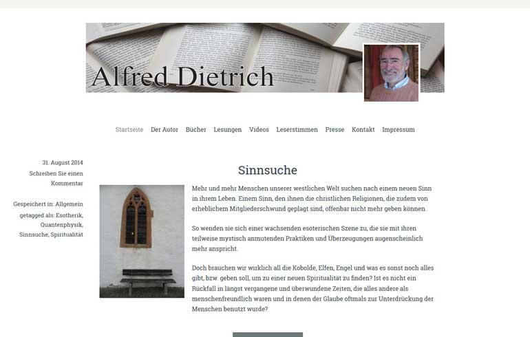 Alfred Dietrich