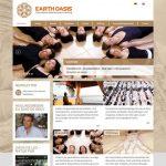 Webdesign Earth Oasis Köln