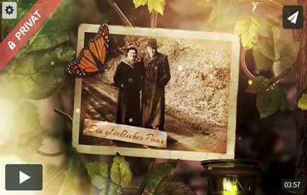 Trauerfilm für Bestattungen, Trauerfeiern